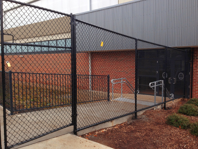 Chain Mesh Fence St Patricks Kilmore Wright Contracting