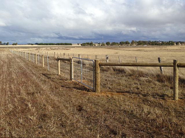 Post & Wire Fence Ballarat