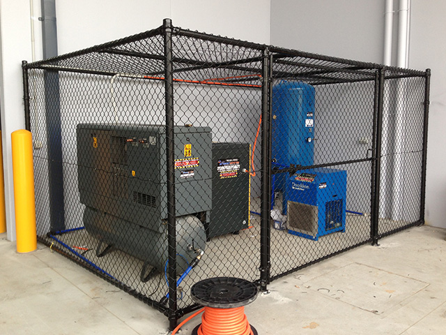 Chain Mesh Cages, Melbourne, Victoria