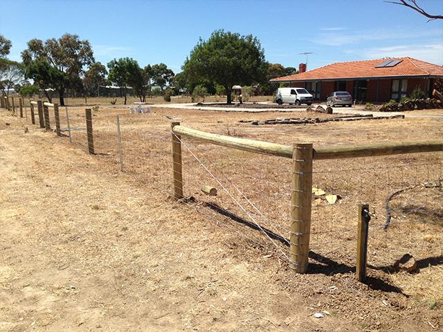 Farm Fencing, Melbourne, Victoria