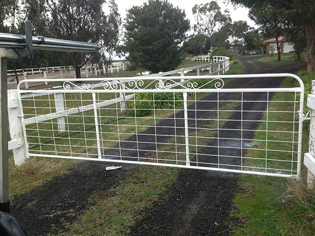 Gates, Melbourne, Victoria