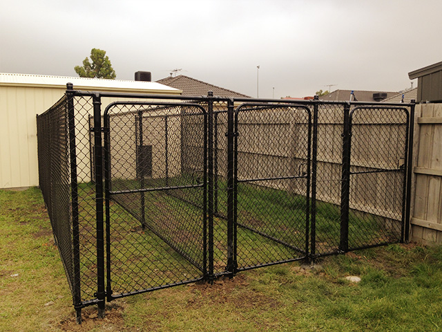 Chain Mesh Dog Run - South Morang