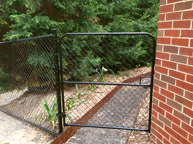 Chain Wire Fencing Warrandyte Wright Contracting